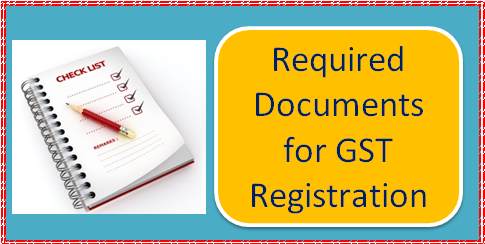 DOCUMENTS GST